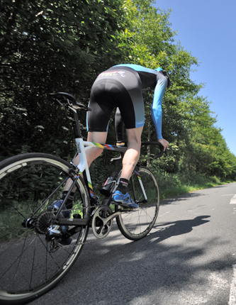 Roland vélo, vélo route en vendée à Chantonnay